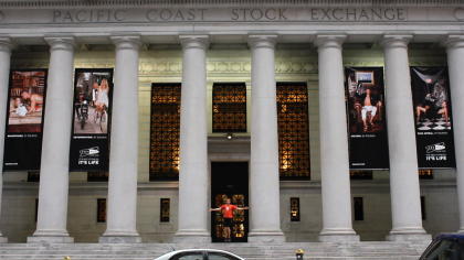 Pacific Coast Stock Exchange1